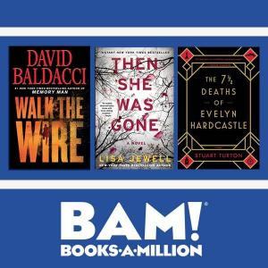 Buy 2, Get 3rd Free Mystery & Thrillers