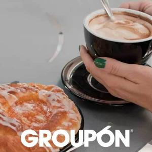 50% Off 4 drinks + 4 pastries at Glenview Grind