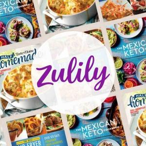 Chef-Worthy Cookbooks Up to 40% Off