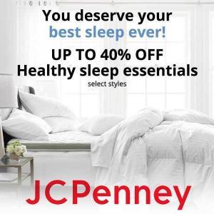Up to 40% Off Healthy Sleep Essentials