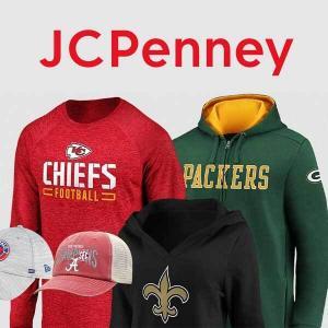 20% Off Select Sports Fan Shop Merchandise