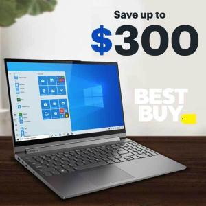 Up to $300 Off Select Windows Laptops