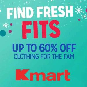 Up to 60% Off Clothing For The Family