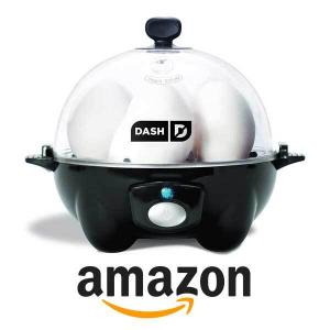 15% Off Dash Electric Cooker for Hard Boiled