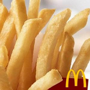 Free Medium Fries Every Friday with Minimum $1 Purchase