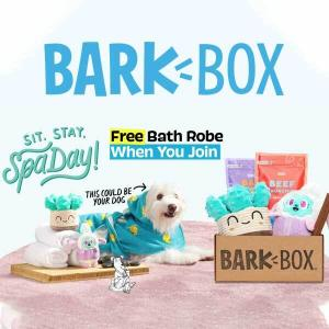 FREE Bath Robe with a Multi-Month Subscription