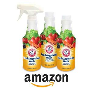 15% Off Arm & Hammer Fruit & Vegetable Wash