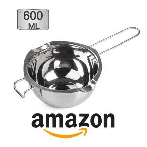 15% Off Stainless Steel Double Boiler Pot