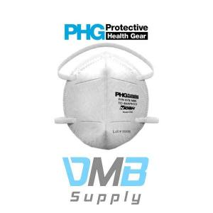 $50 Off 50 Pc PHG N95 Particulate Respirator