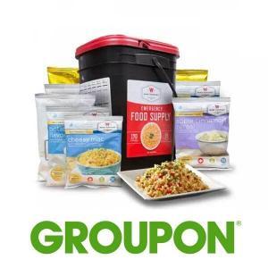 50% Off 170-Serving Emergency Food Preparedness Kit