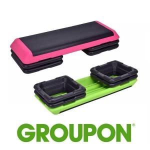 54% Off Fitness Aerobic Stepper