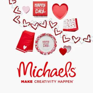 40% off All Valentine's Day Party & Packaging