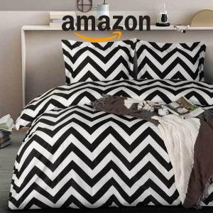 15% Off Microfiber King Duvet Cover Set