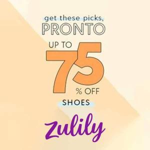 Footwear Steals for the Family: Up to 75% Off