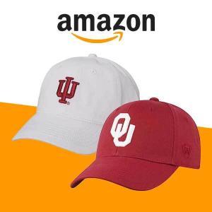 Up to 15% Off NCAA Headwear