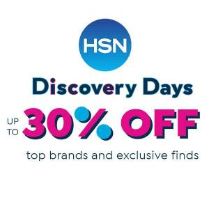 Discovery Days: Up to 30% Off