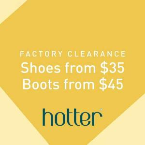 Factory Clearance Sale