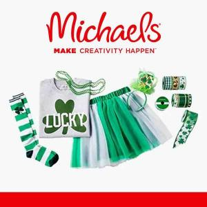 30% Off All St. Patrick's Day Apparel & Accessories
