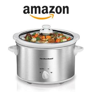 30% Off Hamilton Beach 4-Quart Slow Cooker