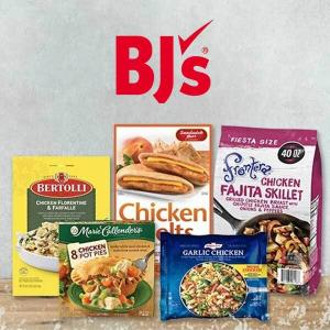 Spend $40, Save $10 on Select Frozen Foods