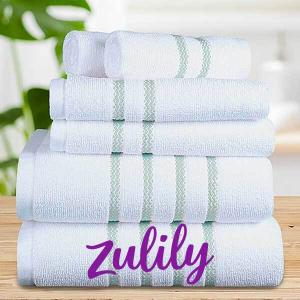 Ends 3/2: Up to 70% Off Bath Towels