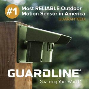 $60 Off Guardline 1/4 Mile Wireless Driveway Alarm
