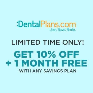 Get 10% Off + 1 Month FREE with Any Savings Plan