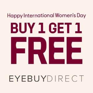 Buy 1, Get 1Extra 15% Off Eyewear & Lenses