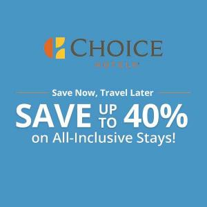 Up To 40% Off On All-Inclusive Stays