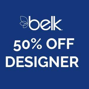 50% Off Designer