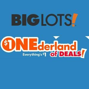 $1 Onederland of Deals
