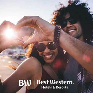 $25 Best Western Gift Card for Each Night You Stay