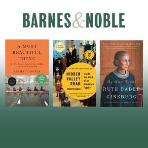 Buy 1, Get 1 50% Off Non-Fiction Paperbacks