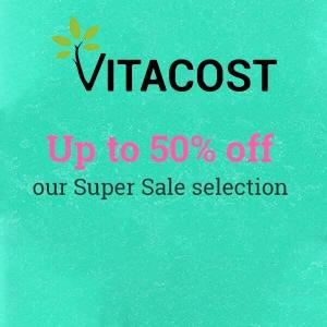 Up to 50% Off Vitacost Super Sale Selection