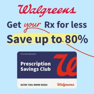 Up to 80% Off Medications You Rely On