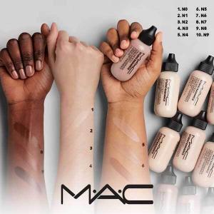 $10 Off All MAC Foundations