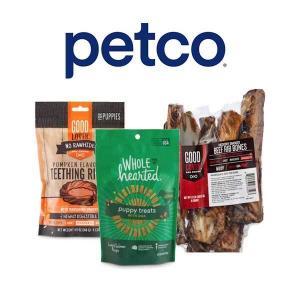 BOGO at 50% Off on Dog Treats