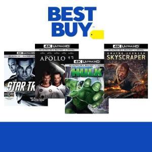 $14.99 or Less 4K Movies
