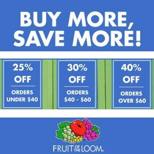 Buy More, Save More: Up to 40% Off