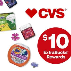 Spring Renewal Event: $10 ExtraBucks Rewards