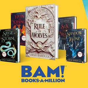 Buy 2, Get 3rd Free Leigh Bardugo: The Entire Grishaverse