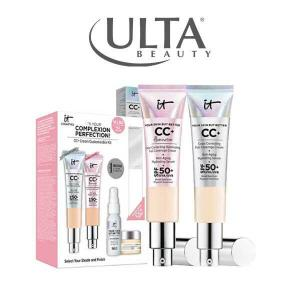 Only $41.50 IT Cosmetics CC+ Cream with the Complexion Perfection CC+ Cream Kit