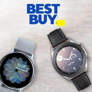Up to $80 Off Select Samsung Wearables