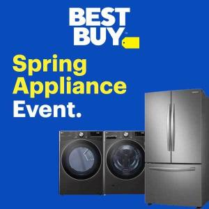 Spring Appliance Event