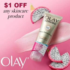 $1 Off Any Skincare Products