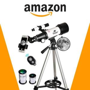 23% Off Gskyer Telescope with Carry Bag