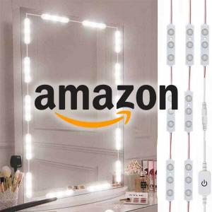 25% Off LED Vanity Mirror Lights Hollywood Style