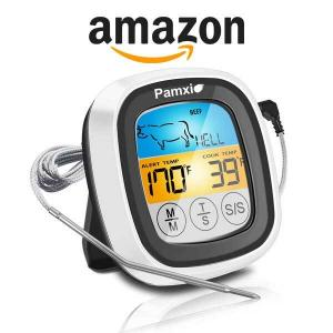 "26% Off 40"" Probe Digital Food Meat Thermometer"