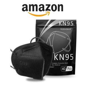 26% Off KN95 Face Mask (40 Pieces)