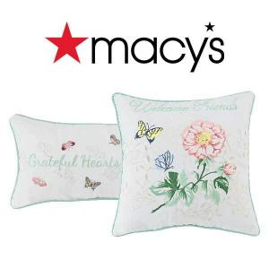 40% Off Decorative Pillows & Throws